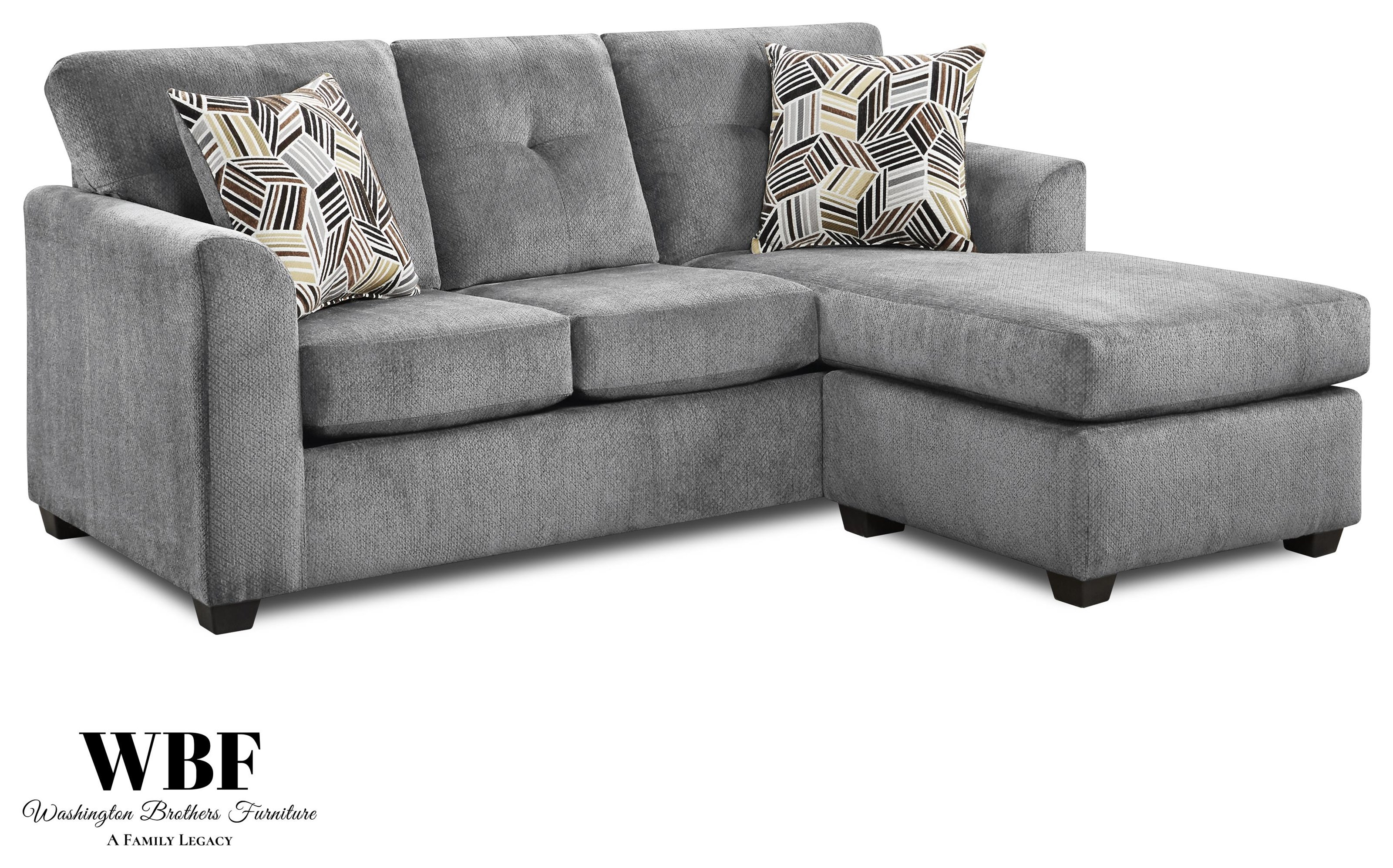 3000 Sofa Chaise by Washington Brothers Furniture at Furniture Fair - North Carolina