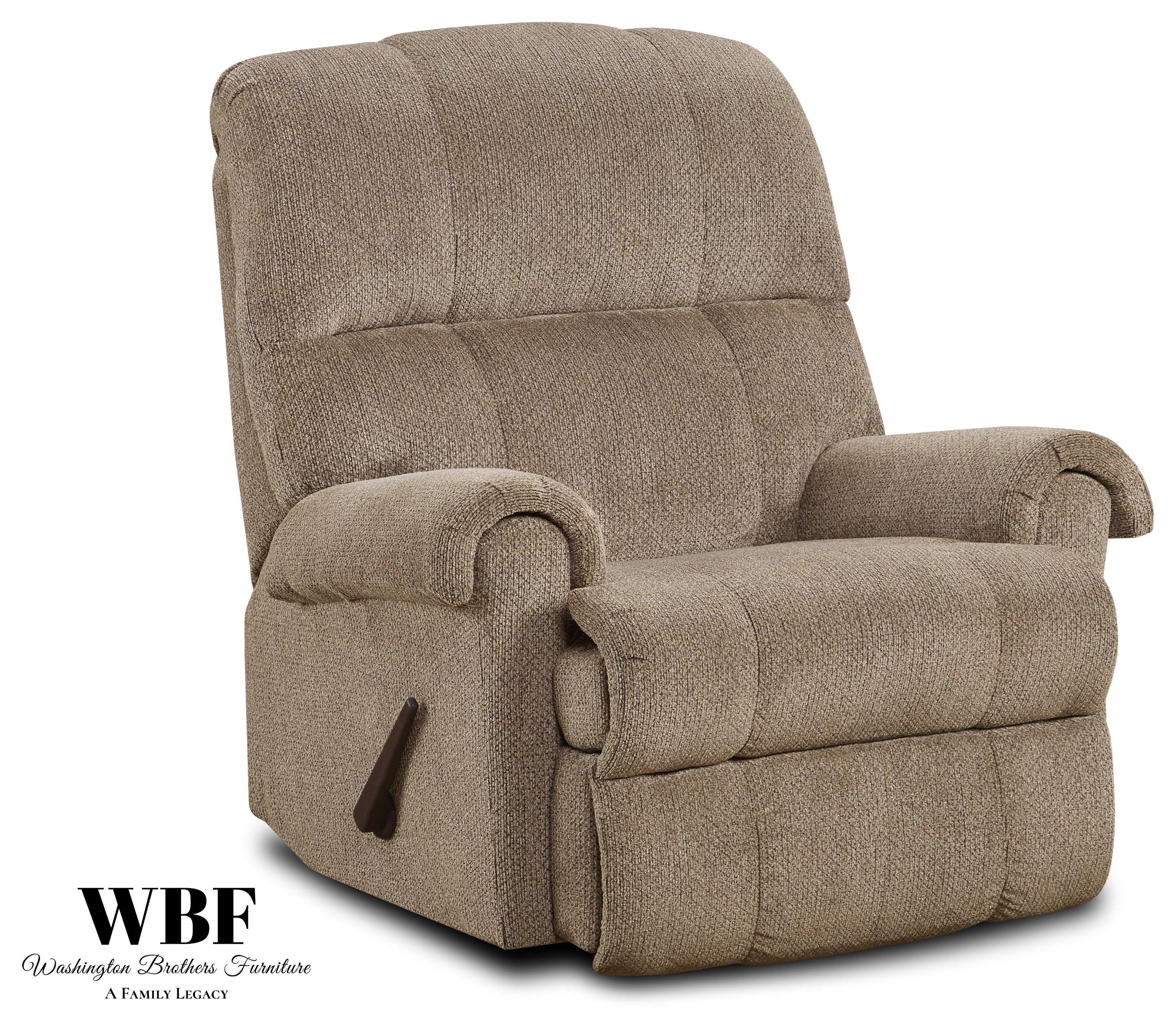 9010 Recliners Recliner by Washington Brothers Furniture at Furniture Fair - North Carolina
