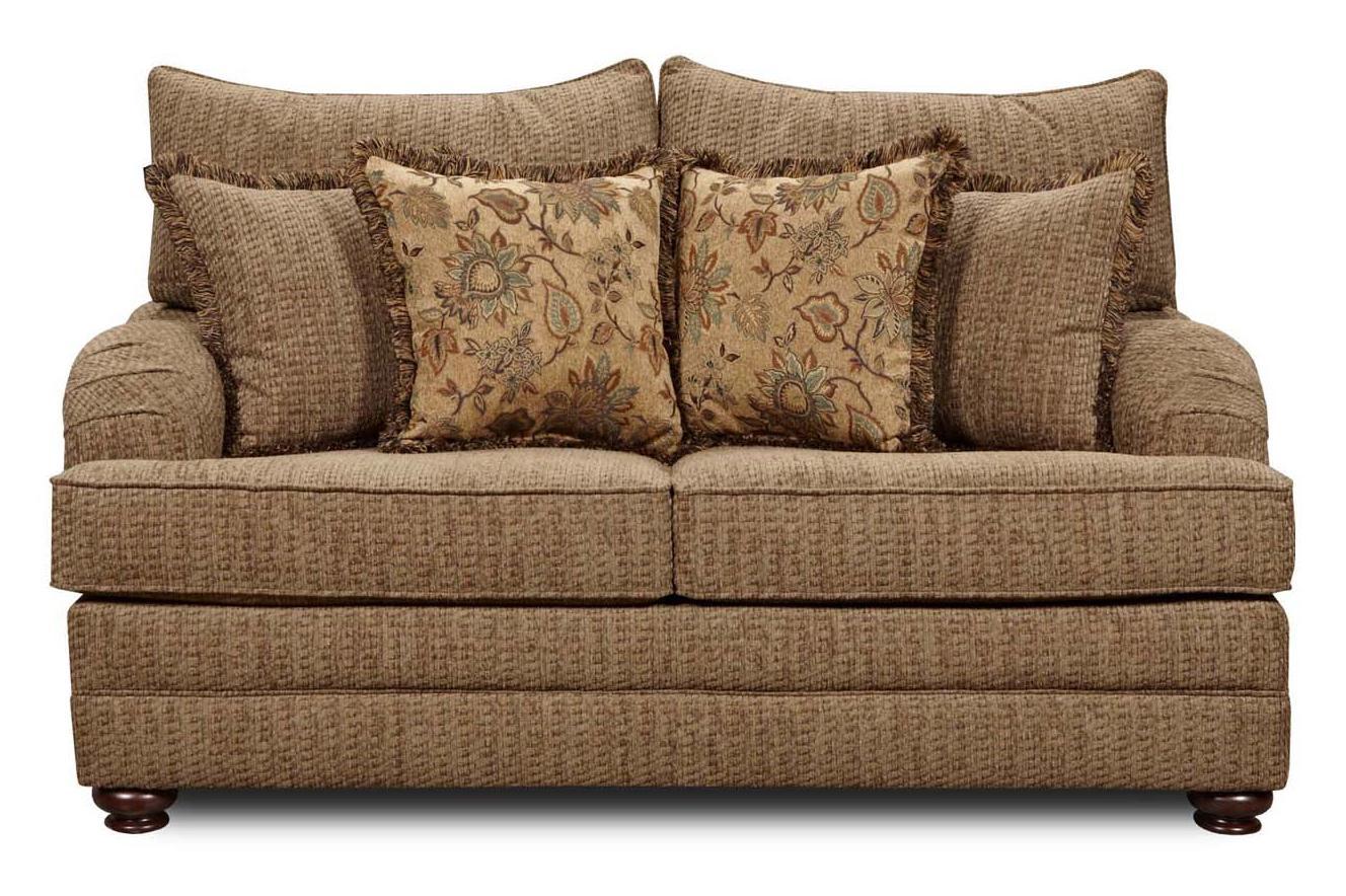 1130 Love Seat by Washington Furniture at Lynn's Furniture & Mattress