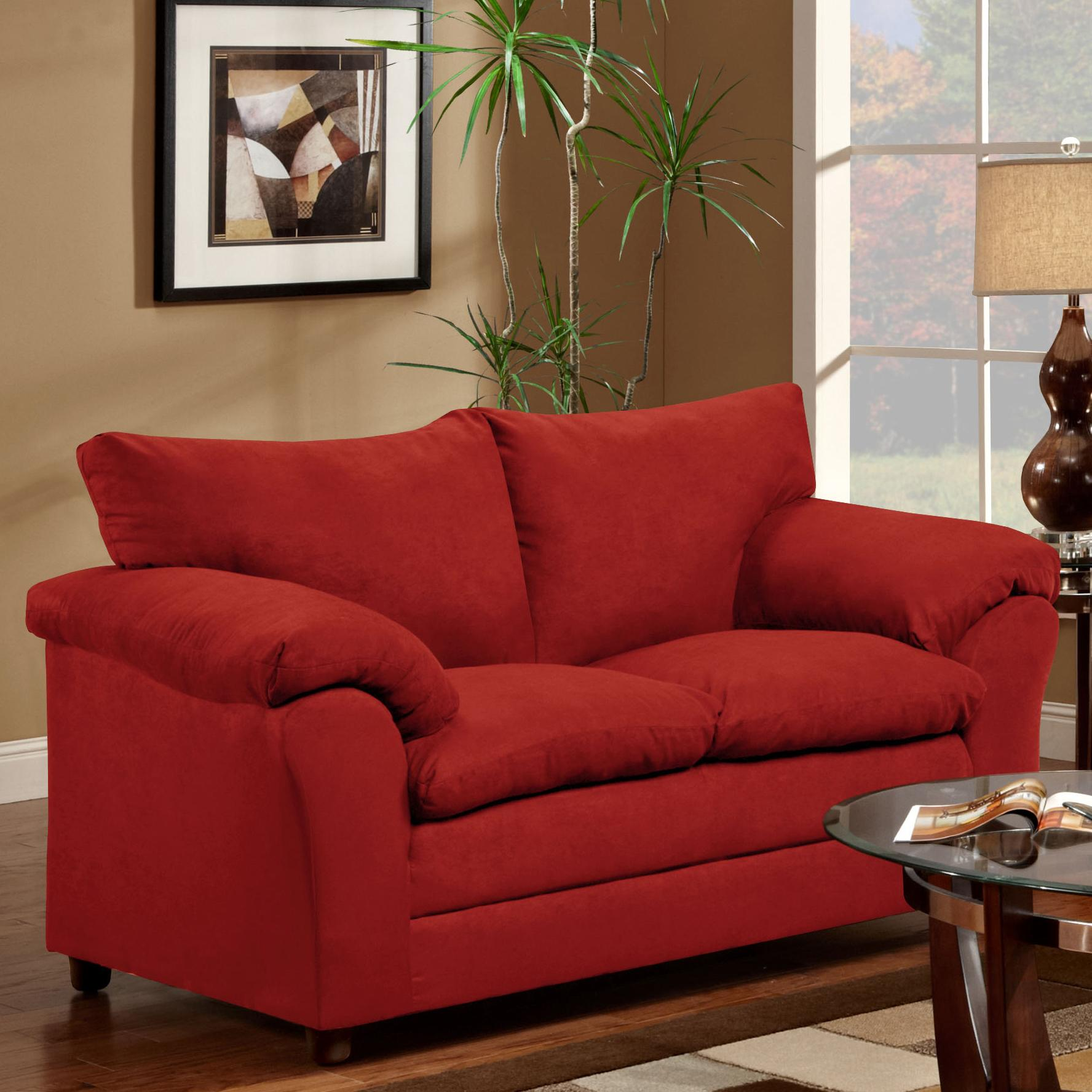 1150 Loveseat by Washington Furniture at Lynn's Furniture & Mattress
