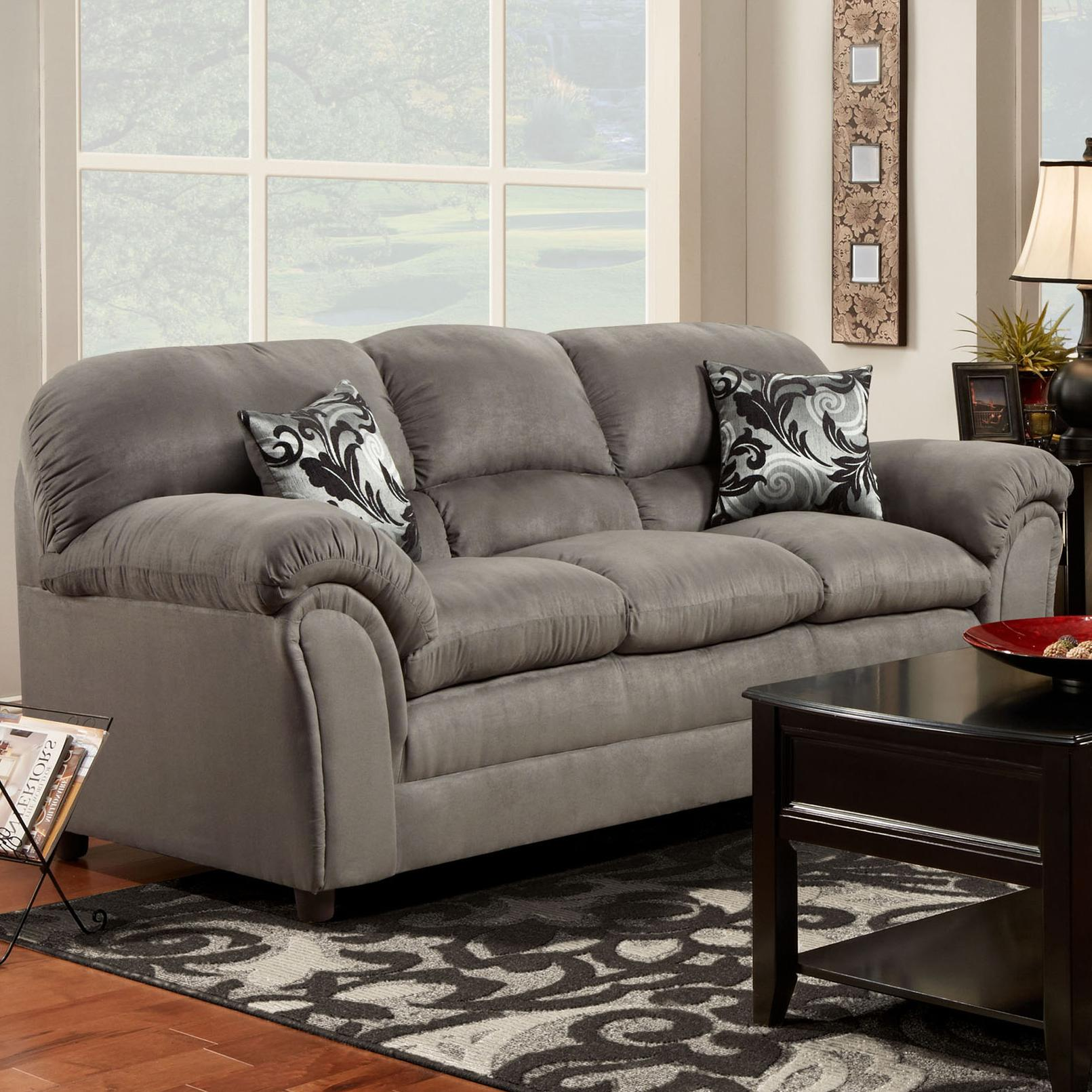 1250 Sofa by Washington Furniture at Lynn's Furniture & Mattress
