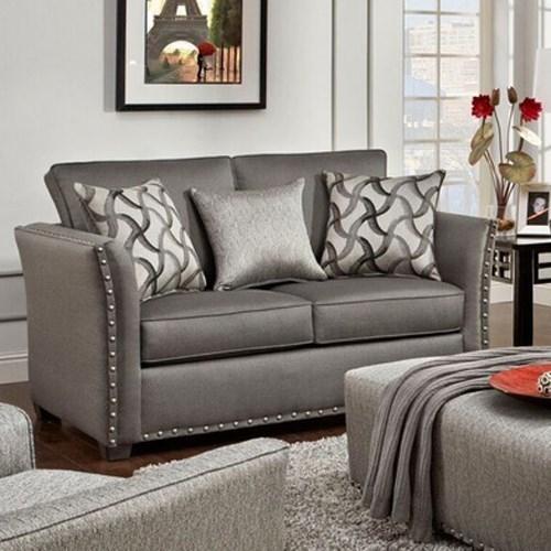 1380 Washington Love Seat by Washington Furniture at Lynn's Furniture & Mattress