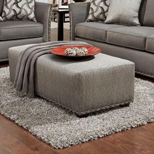1380 Washington Ottoman by Washington Furniture at Lynn's Furniture & Mattress