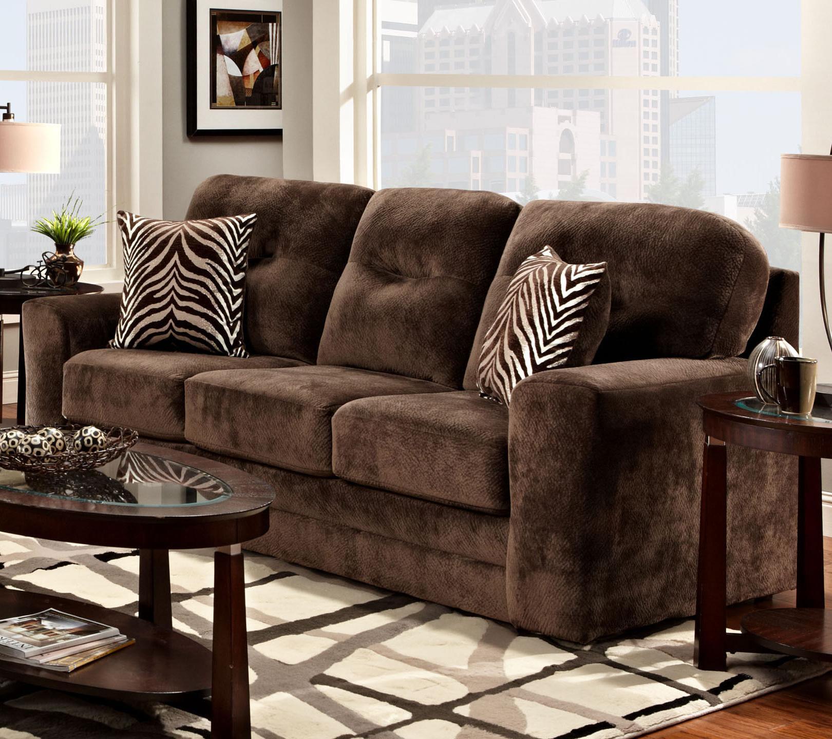 1600 Sofa by Washington Furniture at Lynn's Furniture & Mattress
