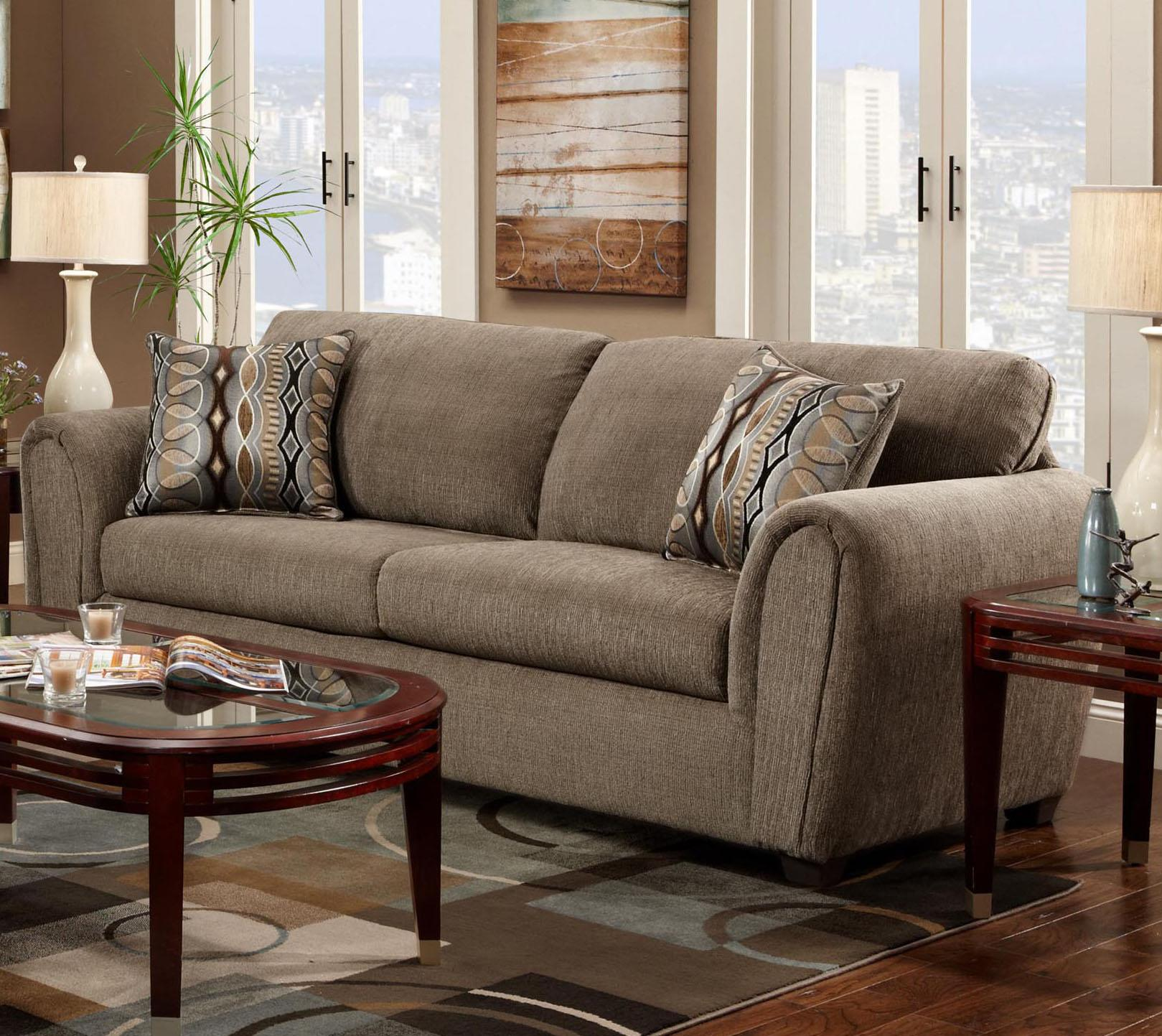 1820 Sofa by Washington Furniture at Lynn's Furniture & Mattress