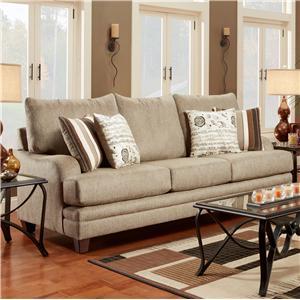 Washington Furniture 2230 Transitional Sofa