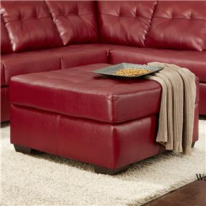 Washington Furniture 2400 Ottoman