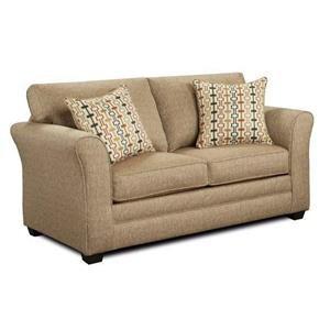 Washington Furniture Mover Straw Loveseat