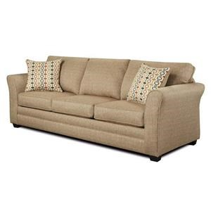 Washington Furniture Mover Straw Sofa