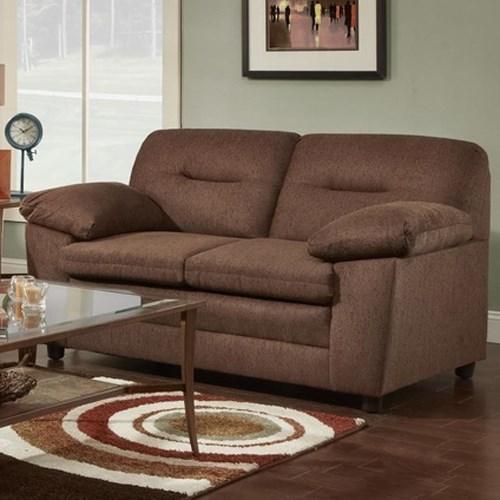 3670 Love Seat by Washington Furniture at Lynn's Furniture & Mattress