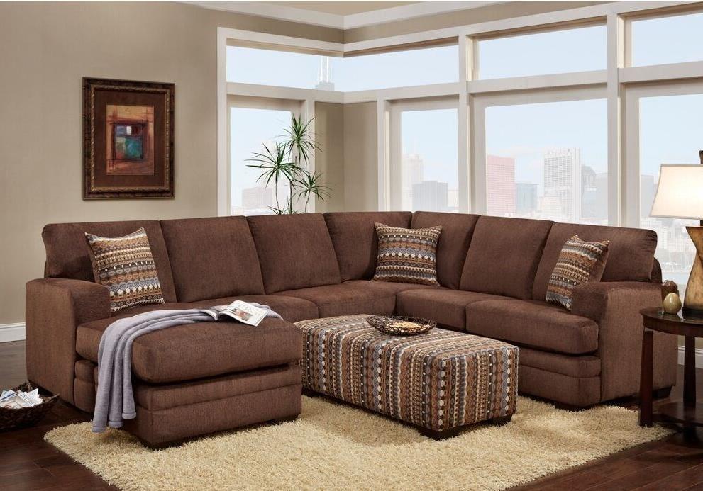 4160 Living Room Group by Washington Furniture at Lynn's Furniture & Mattress
