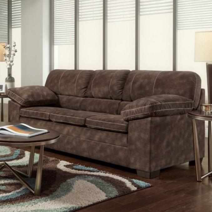 4650 Sofa by Washington Furniture at Lynn's Furniture & Mattress