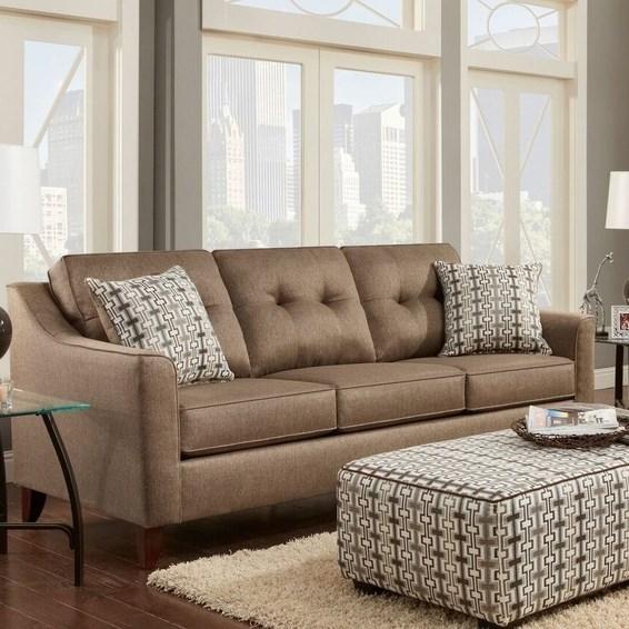 4840 Sofa by Washington Furniture at Lynn's Furniture & Mattress
