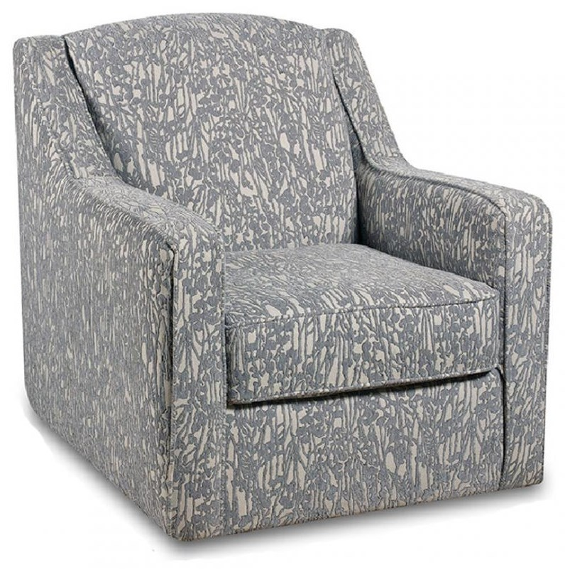 4840 ACCENT CHAIR by Washington Furniture at Household Furniture