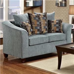 Washington Furniture 5000 Love Seat