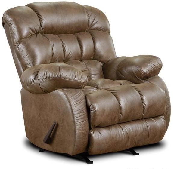 9200 Recliner by Washington Furniture at Lynn's Furniture & Mattress