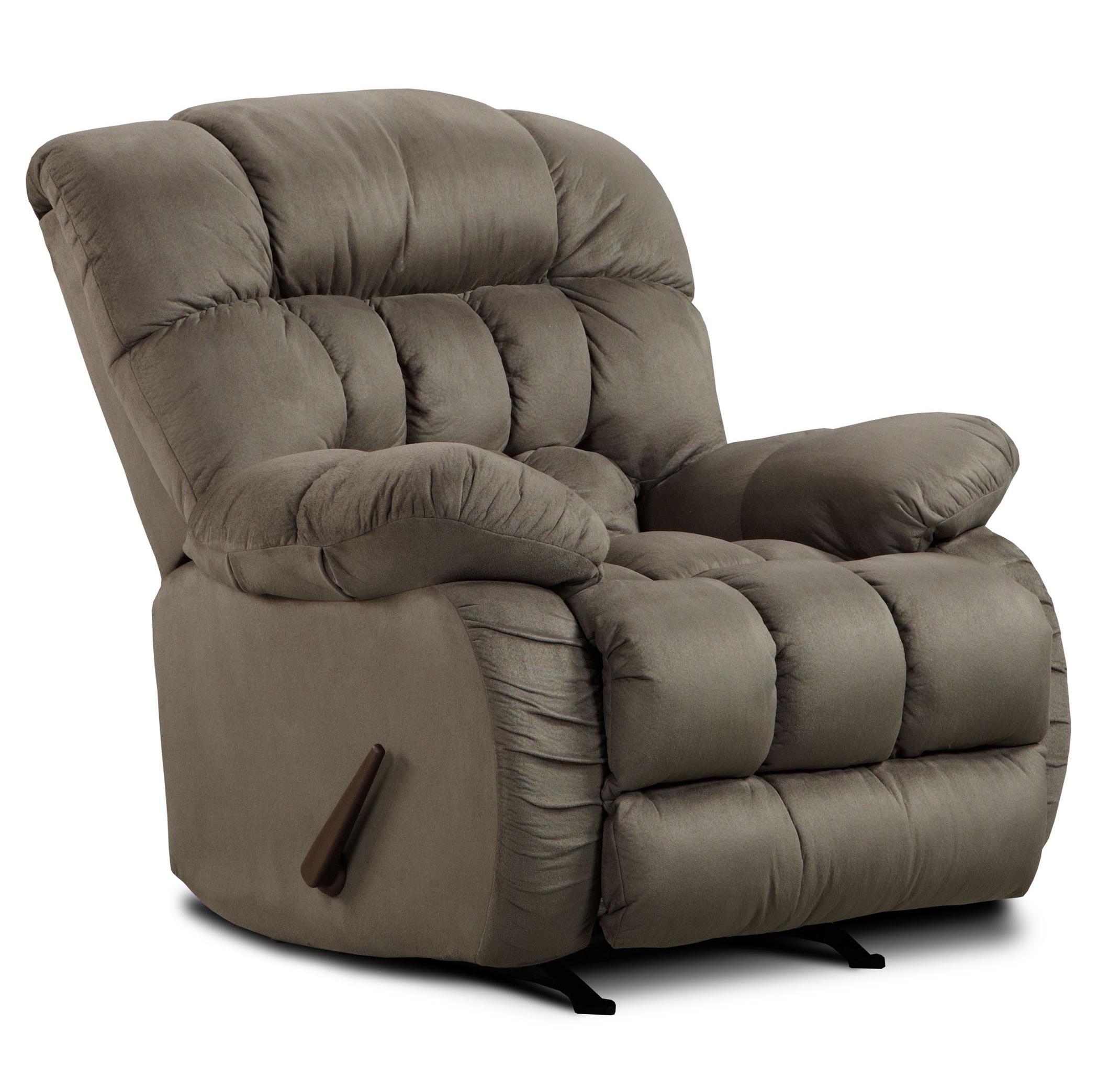 9200 Casual Recliner by Washington Furniture at Lynn's Furniture & Mattress