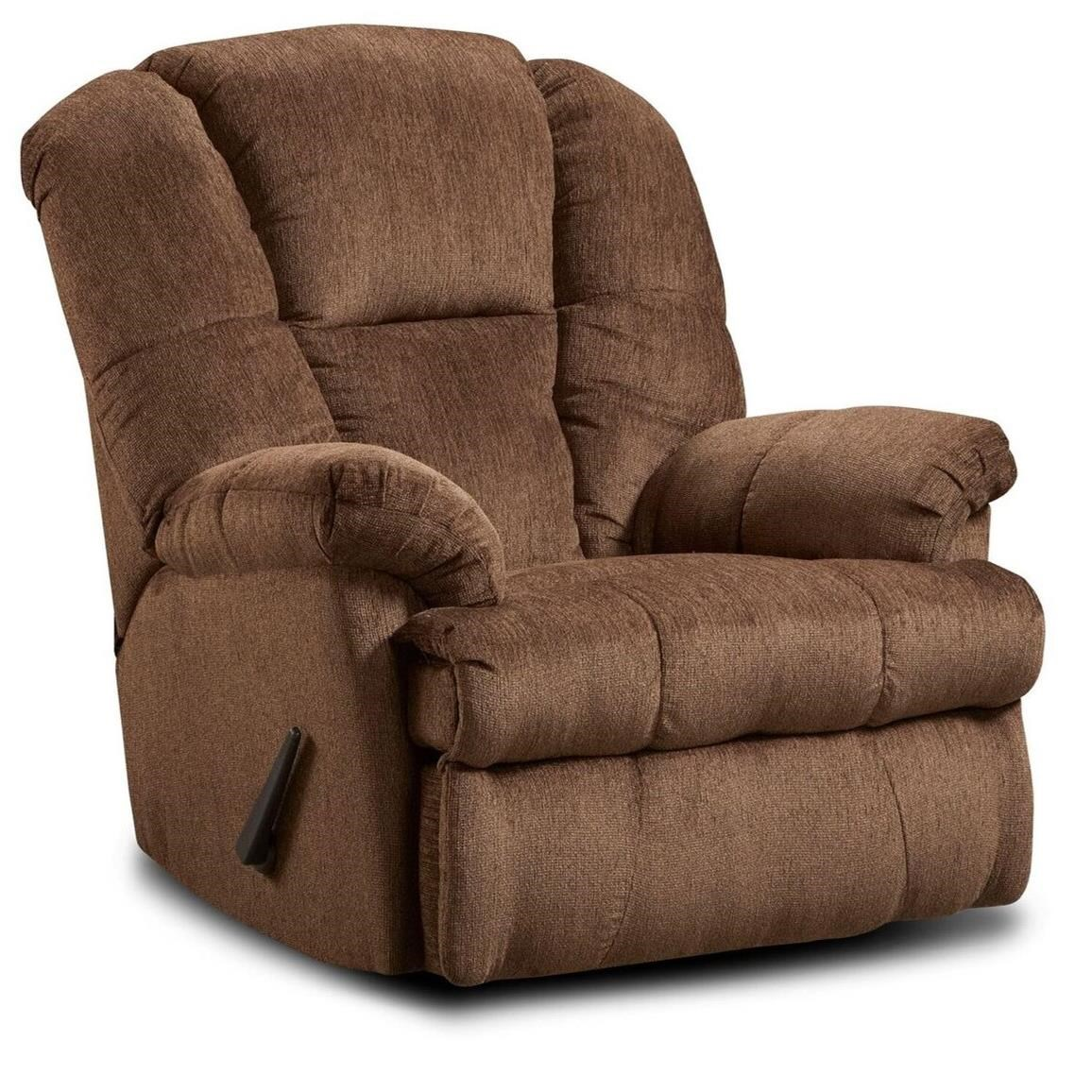 9745 Recliner by Washington Furniture at Lynn's Furniture & Mattress
