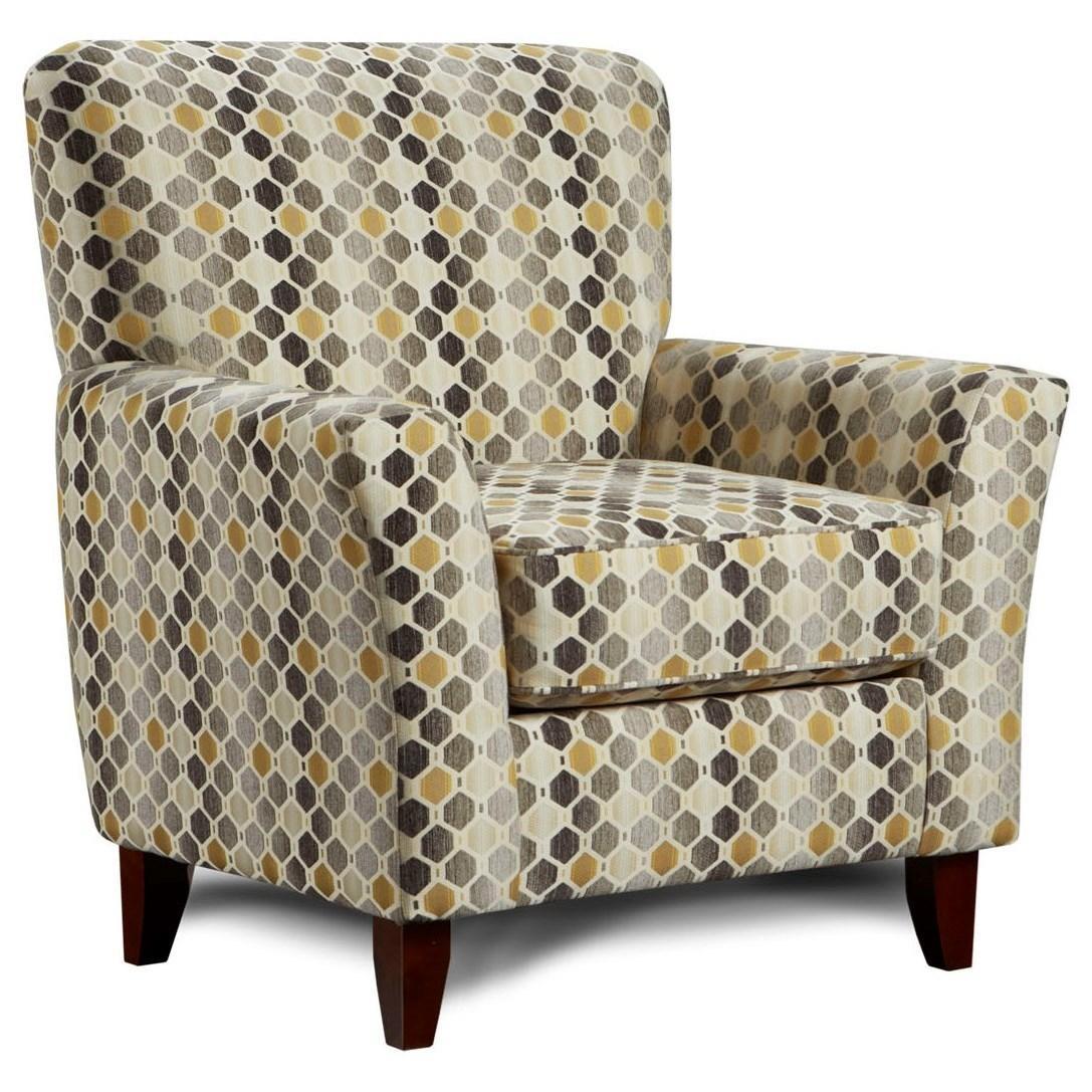 Accent Chairs by Washington Accent Chair by Washington Furniture at Lynn's Furniture & Mattress