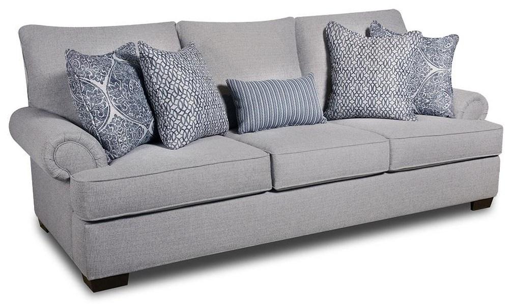 AZURE SOFA by Washington Furniture at Household Furniture