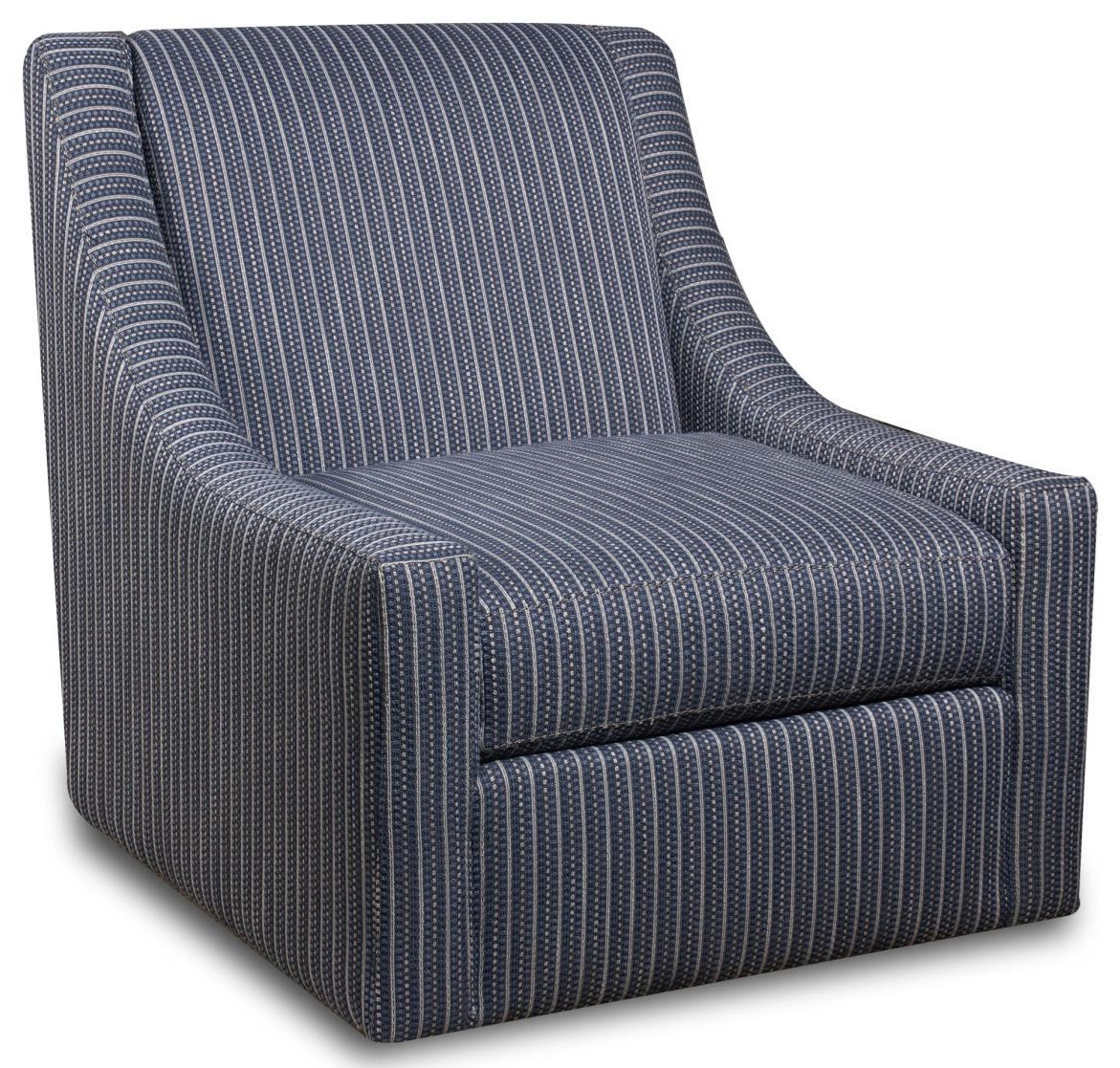 AZURE SWIVEL CHAIR by Washington Furniture at Household Furniture