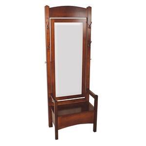 Swivel Mirror Hall Seat
