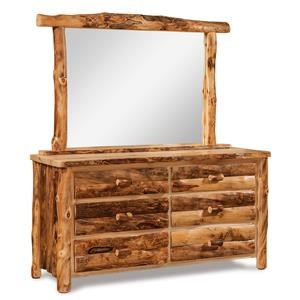 6 Drawer & Mirror