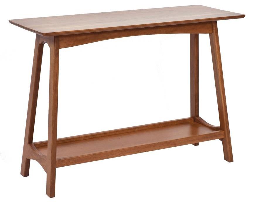 Laurel Sofa Table by Wayside Custom Furniture at Wayside Furniture
