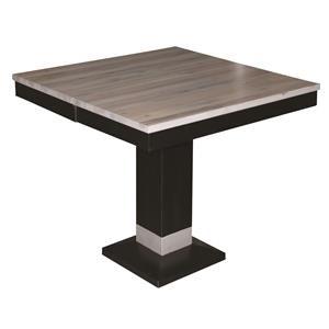 Alcoe Single Pedestal Table