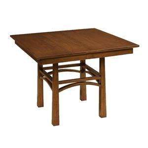 Artesa Single Pedestal Table