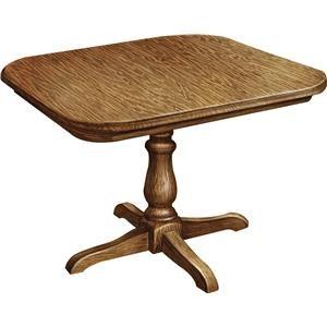 Boston Single Pedestal Table