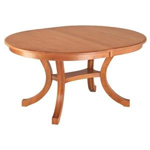 Carlisle Double Pedestal Table