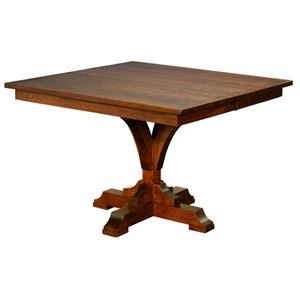 Francis Single Pedestal Table