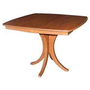 Hudson Single Pedestal Table