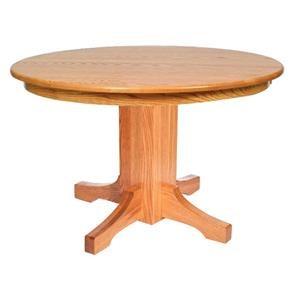Shreveport Single Pedestal Table