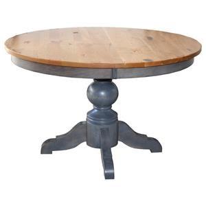 Kowan Single Pedestal Table