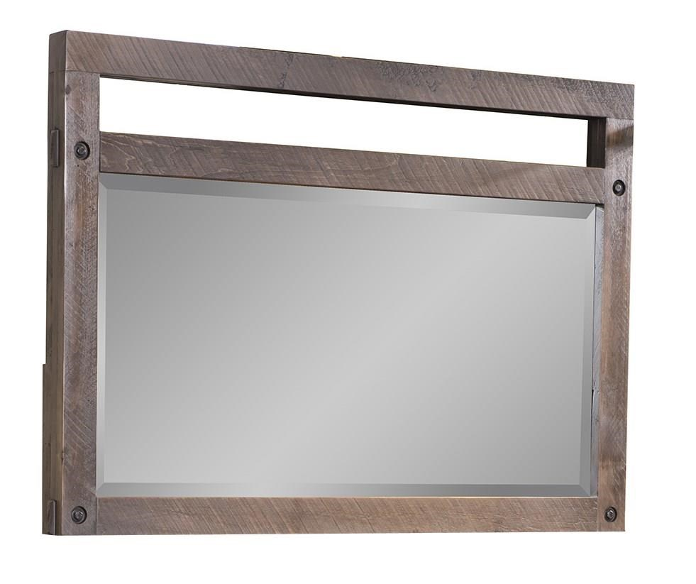 Timber Bedroom Mule Mirror by Wayside Custom Furniture at Wayside Furniture
