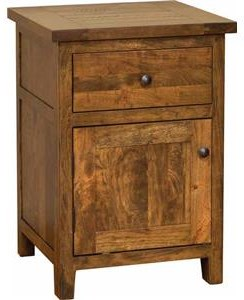 1 Drawer / 1 Door Nightstand