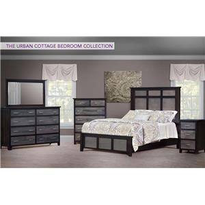 4pc King Bedroom Group