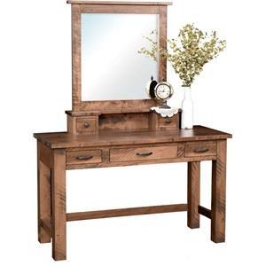 Brentwood Vanity & Mirror