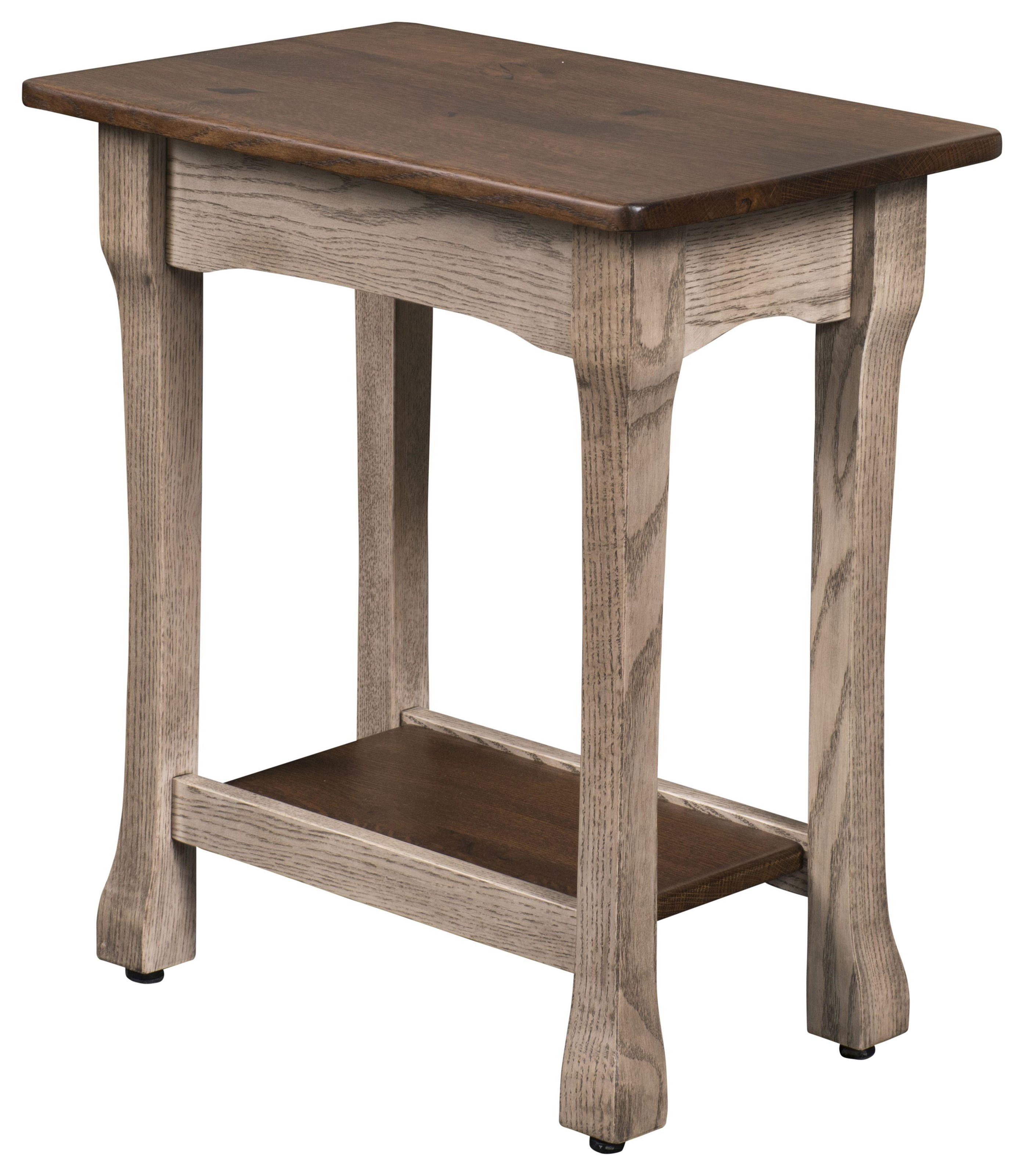 Fairfield Chairside Table by Wayside Custom Furniture at Wayside Furniture
