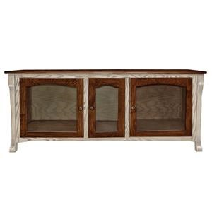 66'' TV Stand