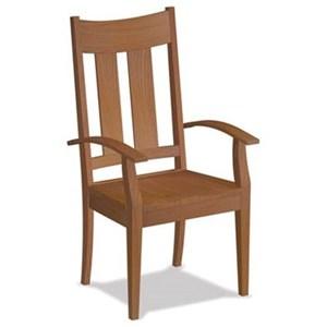 Lilac Arm Chair