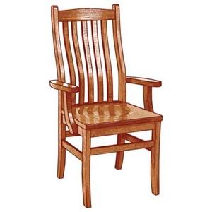 Lincoln Arm Chair