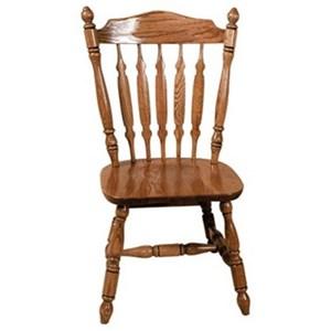 Royal Plain Side Chair