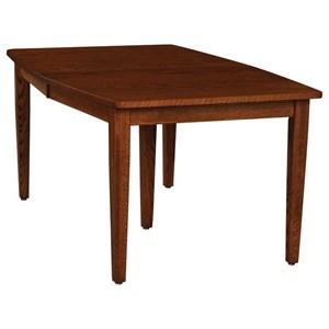 Standard Leg Table