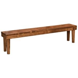 Customizable Dining Bench