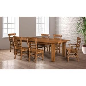 Customizable Table & Chair Set