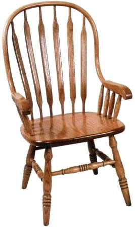 Jefferson Arm Chair by Wengerd Wood Products at Wayside Furniture