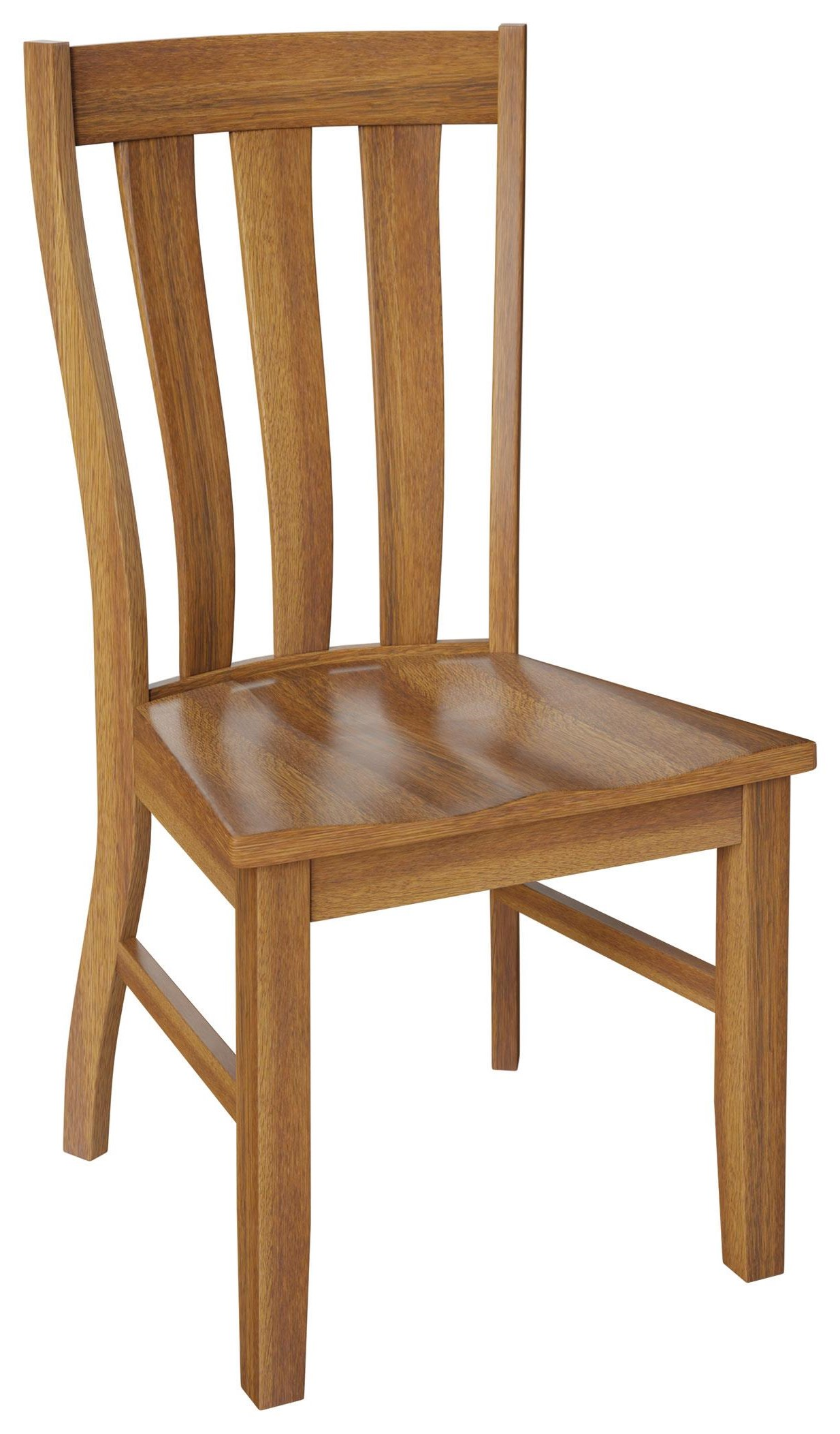 Medford Side Chair by Wengerd Wood Products at Wayside Furniture